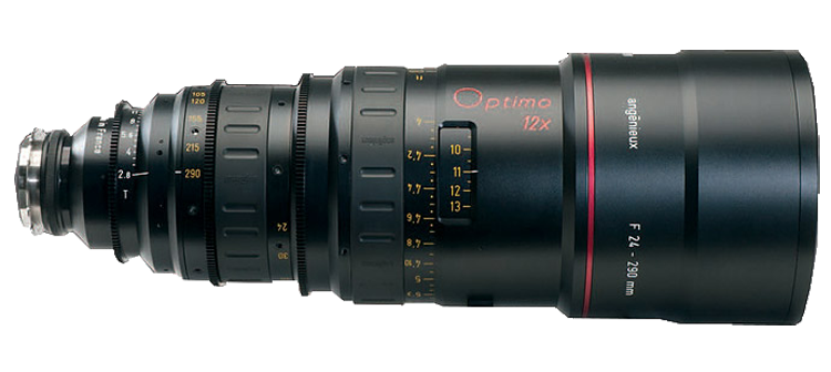 Zoom Angenieux Optimo 24-290